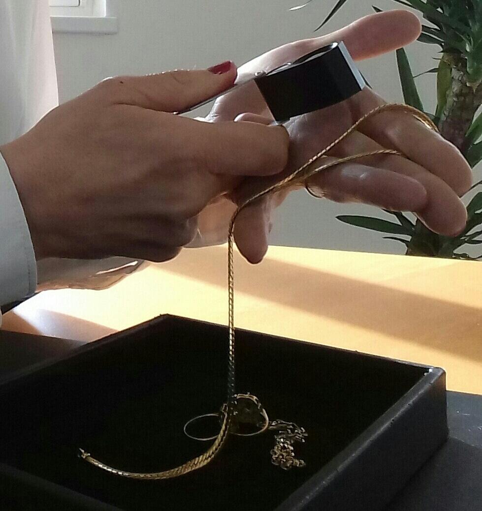 vendre bague en or