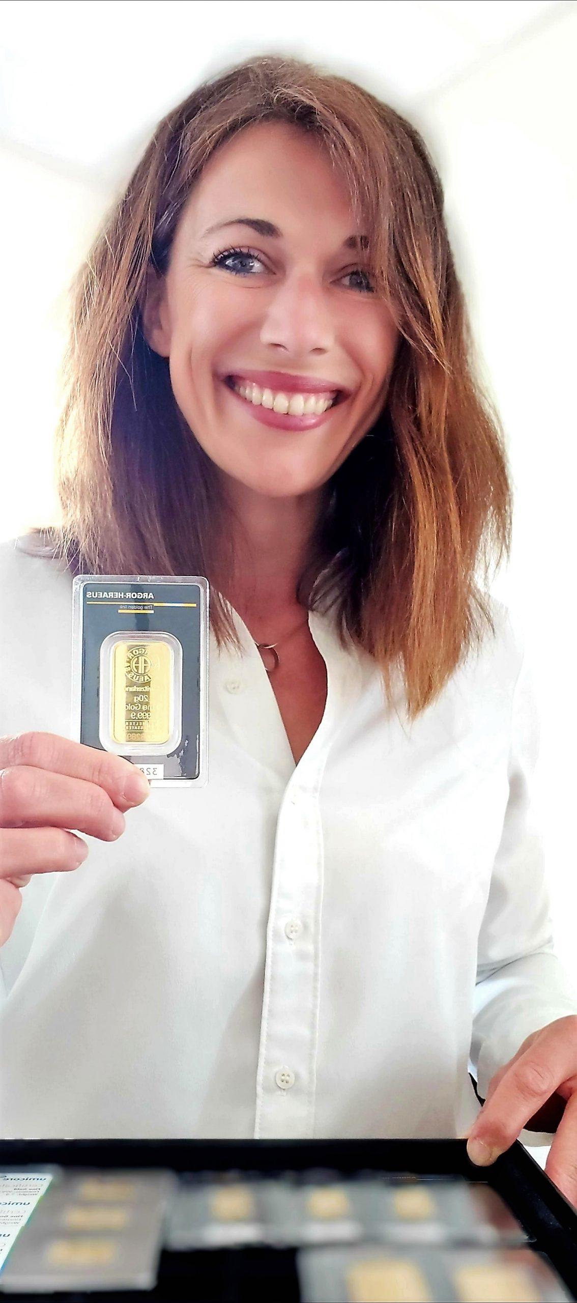 vente de lingotins neuf et certifiés