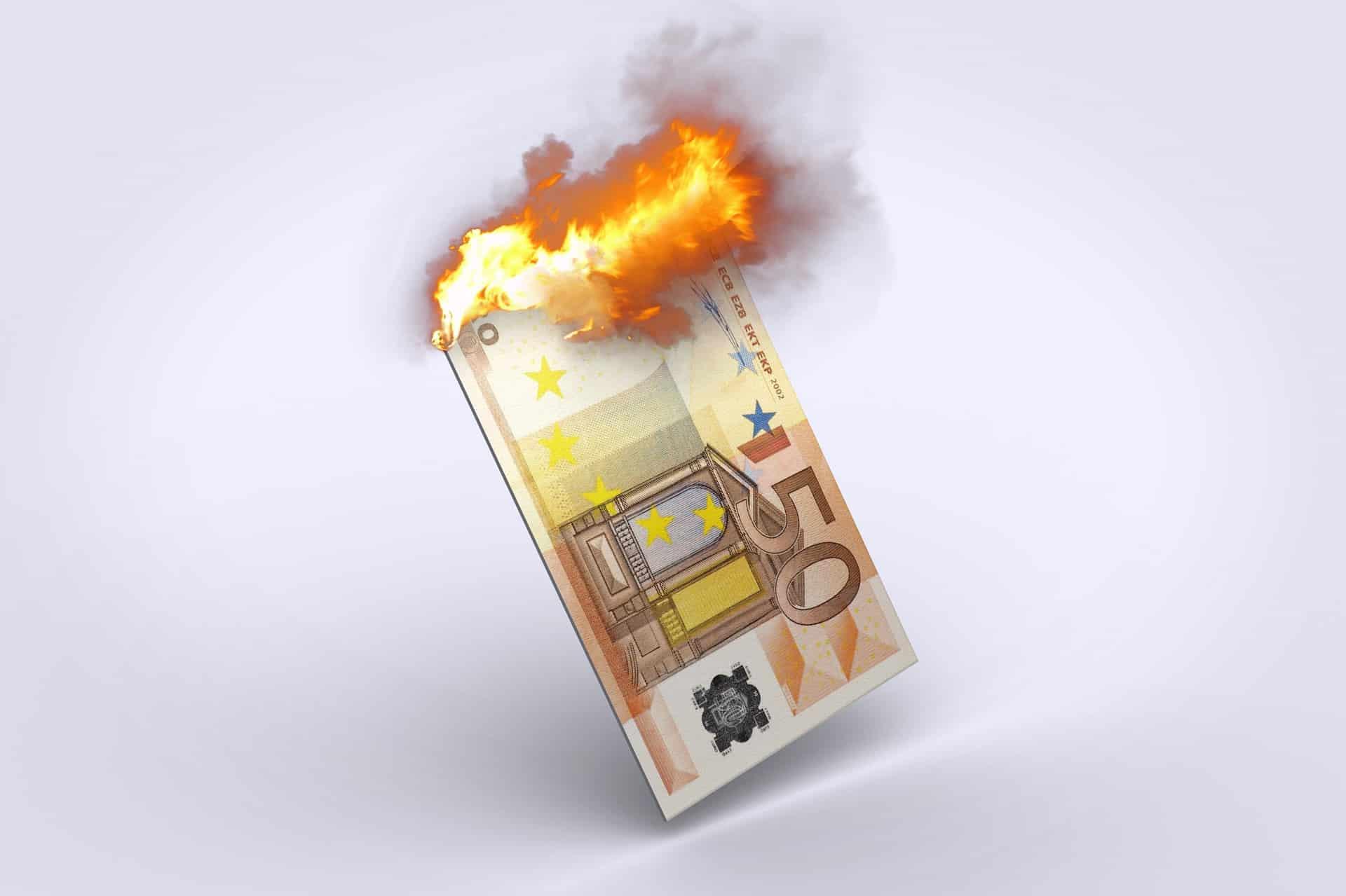 Effondrement monétaire